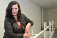 Sandra Sidon, Directrice des ressources humaines chez Oberweis.