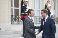 Macron Bettel
