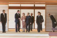 Visite d'État du Grand-Duc au Japon