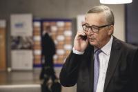 Jean-Claude Juncker se dit triste que le Luxembourg ne partage pas son approche en ce qui concerne la taxation de l'économie du numérique.