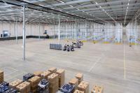entrepôt de 25.000 m2 sur le site d'Eurohub Sud