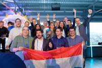 Tetrao était en concurrence avec 15 autres start-up finalistes venues de Berlin, Istanbul, Nankin, Paris, Rome, San Francisco, Singapour et Varsovie.