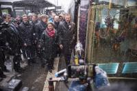 L'inauguration du tram, dimanche 10 décembre, par le couple grand-ducal, marque le coup d'envoi d'une conception nouvelle des déplacements urbains, tournés vers la multimodalité.