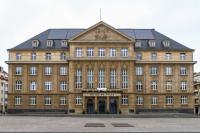 Hôtel de Ville de Esch-sur Alzette.
