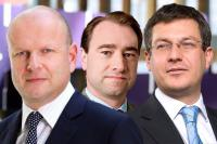 Wim Piot, Marc Schmitz, Raymond Krawczykowski