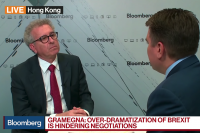 Pierre Gramegna interview pour Bloomberg