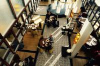 Le restaurant la Boqueria