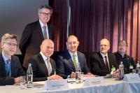 Le partenariat entre Clearstream et le SnT courra sur quatre ans pour un investissement de investissement de 800.000 euros.