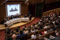 Conférence de l'Ordre des architectes et des ingénieurs-conseils.