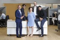 Francis Gasparotto dirige la Régie publicitaire de Maison Moderne aux côtés des managers Pierre-Yves Collin, Luciana Restivo, Nicolas Pouilleux et Vincent Giarratano.