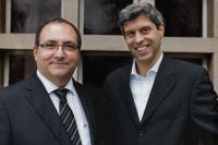 Gil da Silva et Thierry Krombach