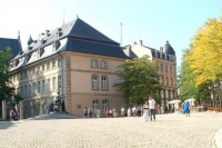 Hôtel de Bourgogne, présidence du gouvernement.
