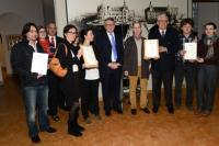 Les lauréats des prix Etika 2013 et Nicolas Schmit