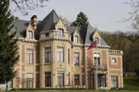 La représentation diplomatique de la Féd. de Russie loge au château de Beggen.
