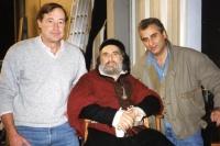 Al Pacino ici, aux côtés de Jimmy de Brabant, à gauche