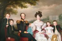 Une passion royale pour l'Art, à la Villa Vauban.