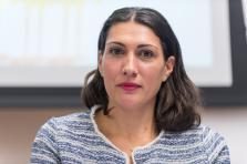 «Comme dans tous secteurs où l'on parle de technologies, les femmes n'osent pas s'engager dans la fintech», estime Marina Andrieu.