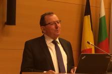 ministre de l'Agriculture, de la Viticulture et de la Protection des consommateurs, Fernand Etgen