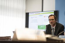 Pascal Rogiest, CEO de LuxTrust.