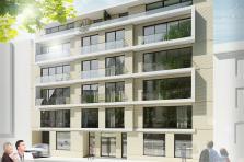 Situé au cœur de la capitale, au 40 rue Goethe, l'immeuble Goethe accueillera 20 logements de 45 à 140m2, 2 unités de bureaux et 31 places de parking souterrain.