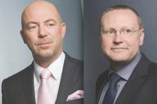 Lou Kiesch et Marc Noirhomme, Deloitte