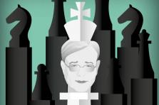 Dans la nouvelle configuration de l'Église, l'archevêque risque d'être mis échec et mat.