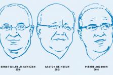 Qui succédera à Pierre Ahlborn, lauréat en 2014 du Paperjam Top 100?