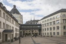 Cité judiciaire, Luxembourg