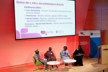 Selon Josée Mukandinda, «les femmes ont aussi besoin d'être éduquées à la finance.»
