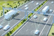 Démonstration voitures autonomes