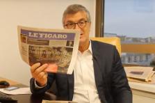 Marc Fiorentino 11 octobre