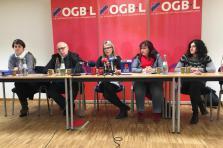 Campagne d'information OGBL