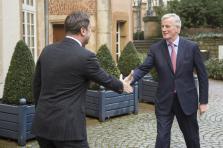 Bettel et Barnier