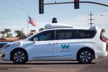 Robots-taxis