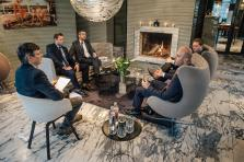 Stefan Van Geyt, Alexandre Gauthy, Philippe Ledent, Ilias Abou Haidar
