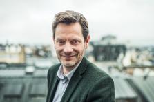 Sam Stourdzé, directeur des Rencontres d'Arles
