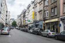 La rue de Strasbourg n'est pas une habituée des hommes d'affaires en costume, mais cela pourrait changer dans les mois à venir.