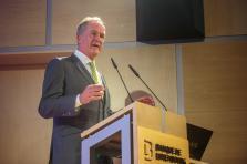Le président de l'UCVL, Guill Kaempff, a dressé un bilan en demi-teinte, entre défi numérique et nuisances du chantier du tram.