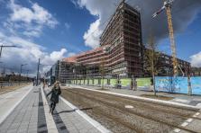 La future nouvelle Bibliothèque nationale va regrouper tous les documents du pays sur un même site, au Kirchberg.