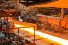 Les États-Unis importent actuellement 27% de leur acier, dont 3,8% d'Allemagne.