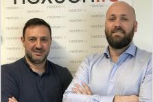 Eric Busch et Grégory Herbé, Nexten.io