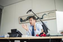 Nicolas Mackel, Luxembourg for Finance