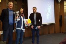 La CEO de LargoWind, Mathilde Argaud, avait remporté le prix Creative Young Entrepreneur Luxembourg (Cyel) 2017.