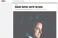 Xavier Bettel dans Libération
