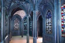 Chapelle (2006) , commande du Mudam à l'artiste belge Wim Delvoye, va être prochainement démontée.