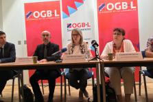 Véronique Eischen, OGBL