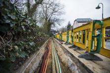 20.000 km de câbles ont été installés par Post Luxembourg en 2017.