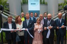 Inauguration de la House of Start-ups