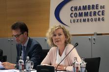 Carlo Thelen et Isabelle Schlesser ont entamé une collaboration sur le long terme pour proposer des formations aux demandeurs d'emploi.