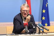 Nicolas Schmit voudrait obtenir 5 ans de délai avant d'appliquer la proposition de la Commission sur le chômage des frontaliers.